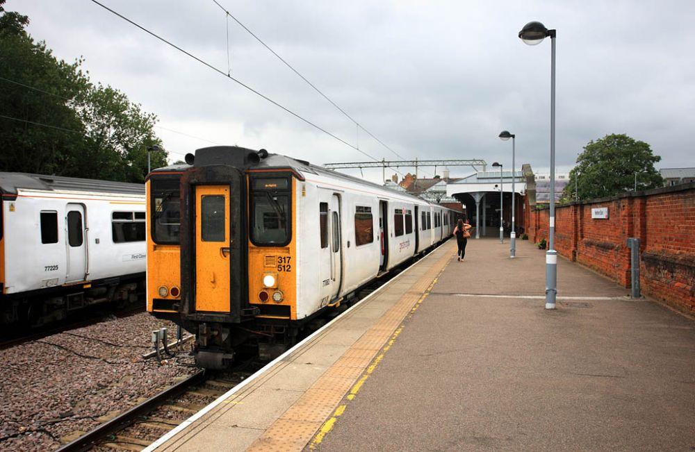 Class 317 PRM Modifications